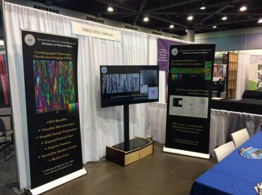 AOT is exhibiting at TMS Conference 2020